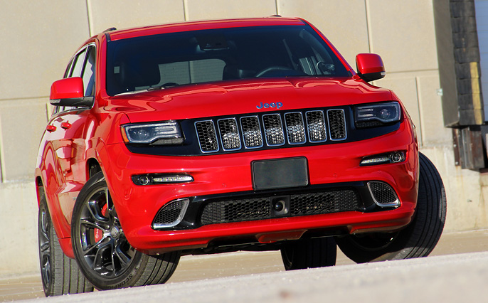 Jeep Grand Cherokee SRT & Trackhawk (2012-2019)