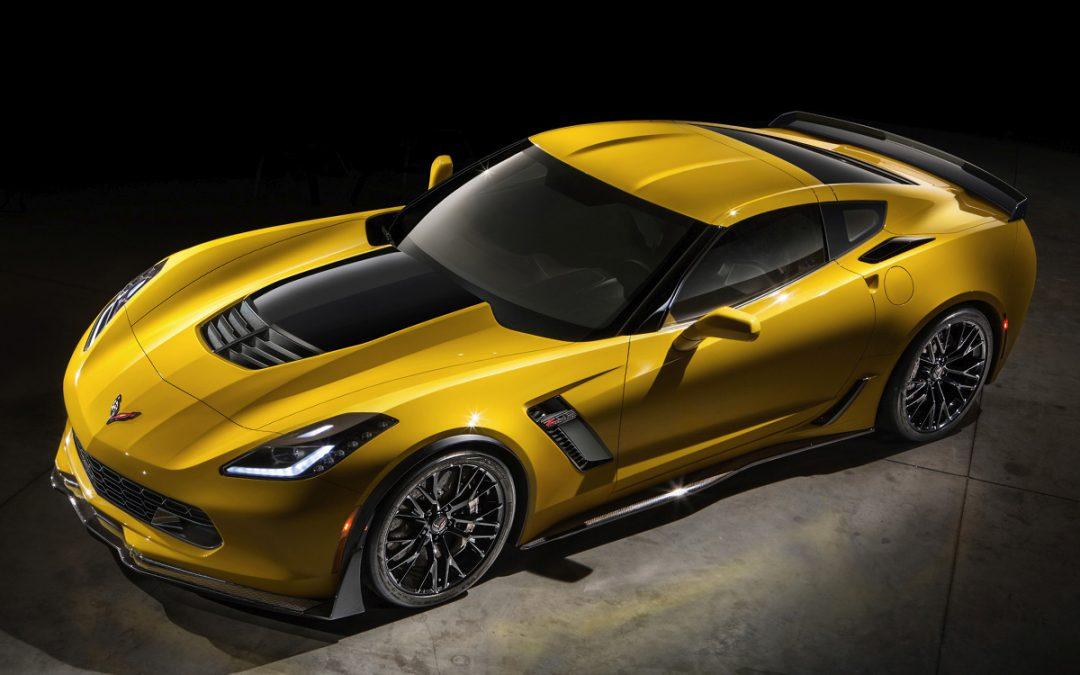 C7 Z06 Corvette (2015-2017)