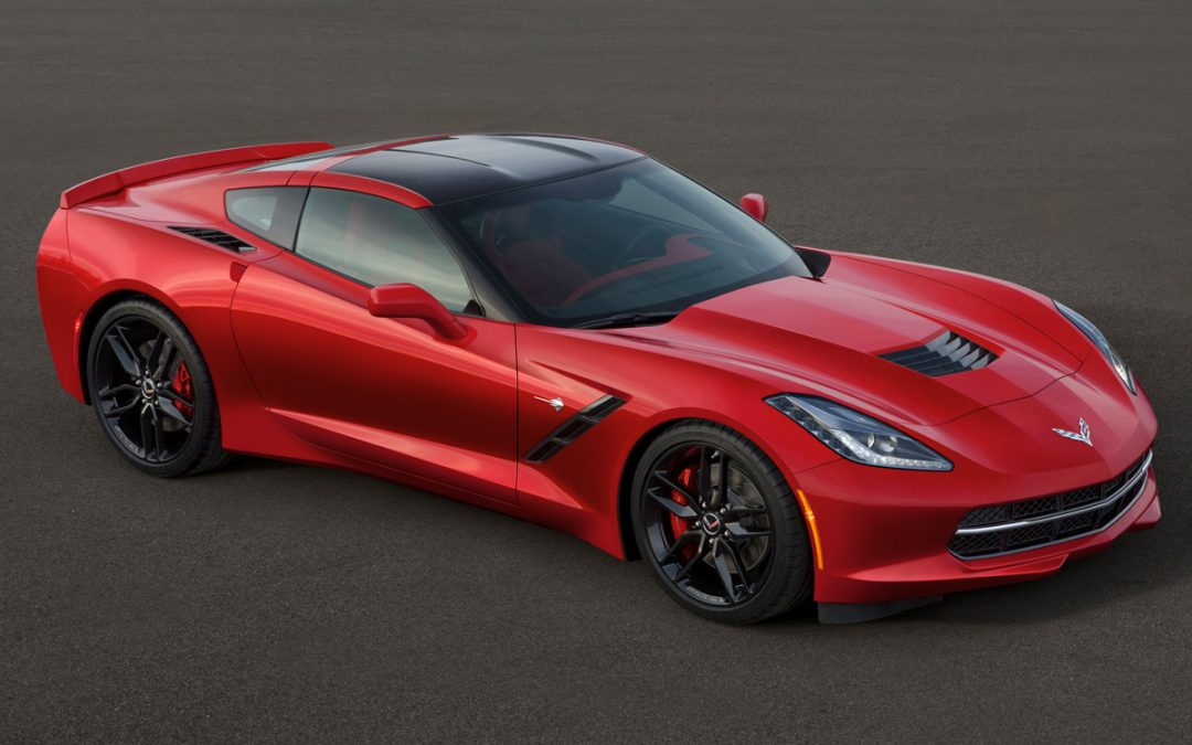 C7 Corvette Stingray (2014-2019)