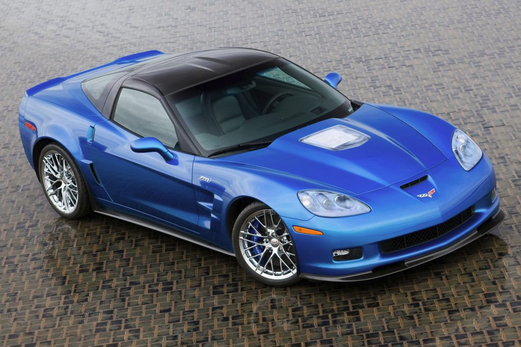 Corvette World Houston >> » C6 ZR1 (2009-2013)