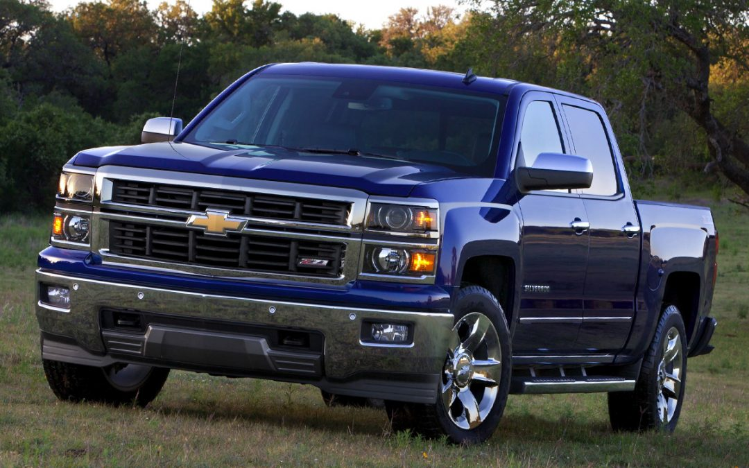 Chevrolet/GMC Trucks (2007-2017)