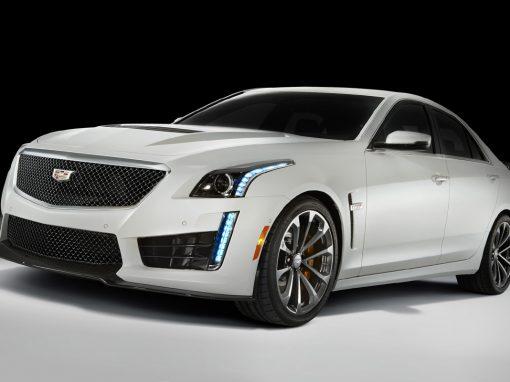 Cadillac CTS-V (2016 – 2019)