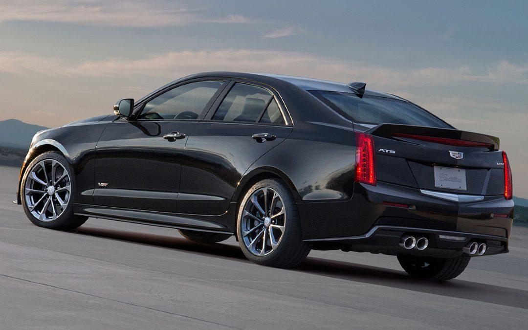 Cadillac ATS-V (2016)