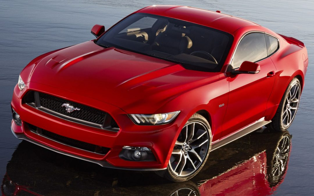 Mustang GT (2015-2017)