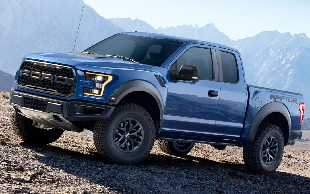Ford SVT Raptor (2009-2014 & 2017-2019)