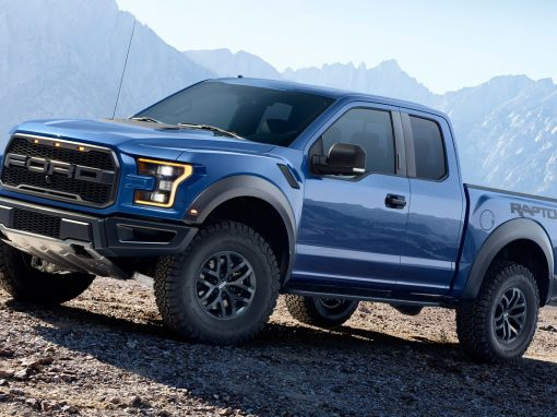 Ford SVT Raptor (2009-2014 & 2017-2021)