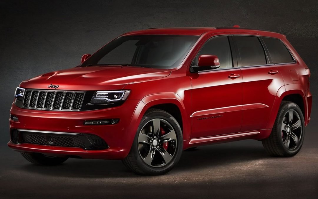 Jeep Grand Cherokee SRT (2012-2018)
