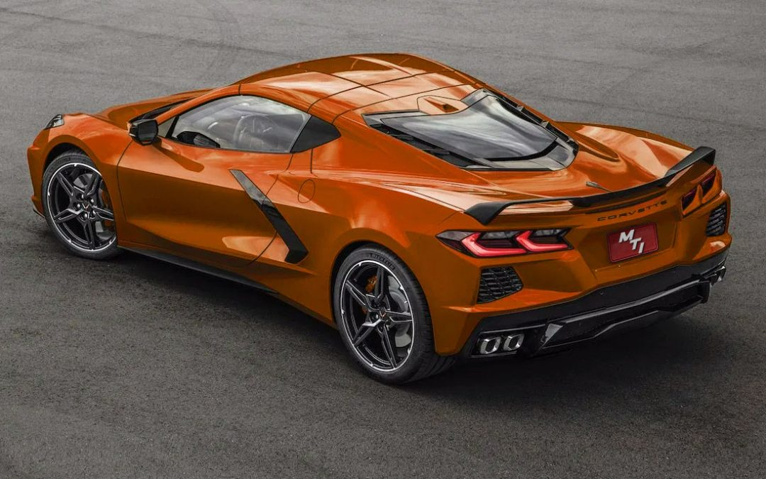 C8 Corvette Stingray (2020-2021)