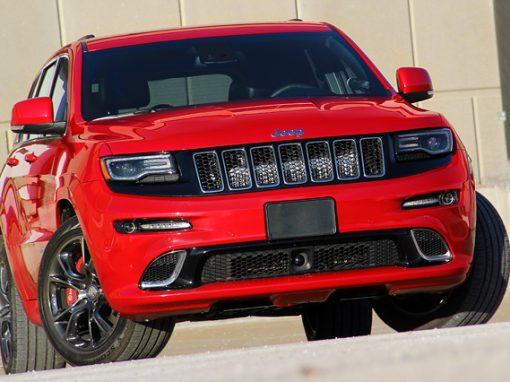 Jeep Grand Cherokee SRT & Trackhawk (2012-2021)