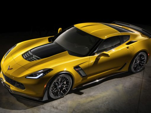 C7 Z06 Corvette (2015-2019)