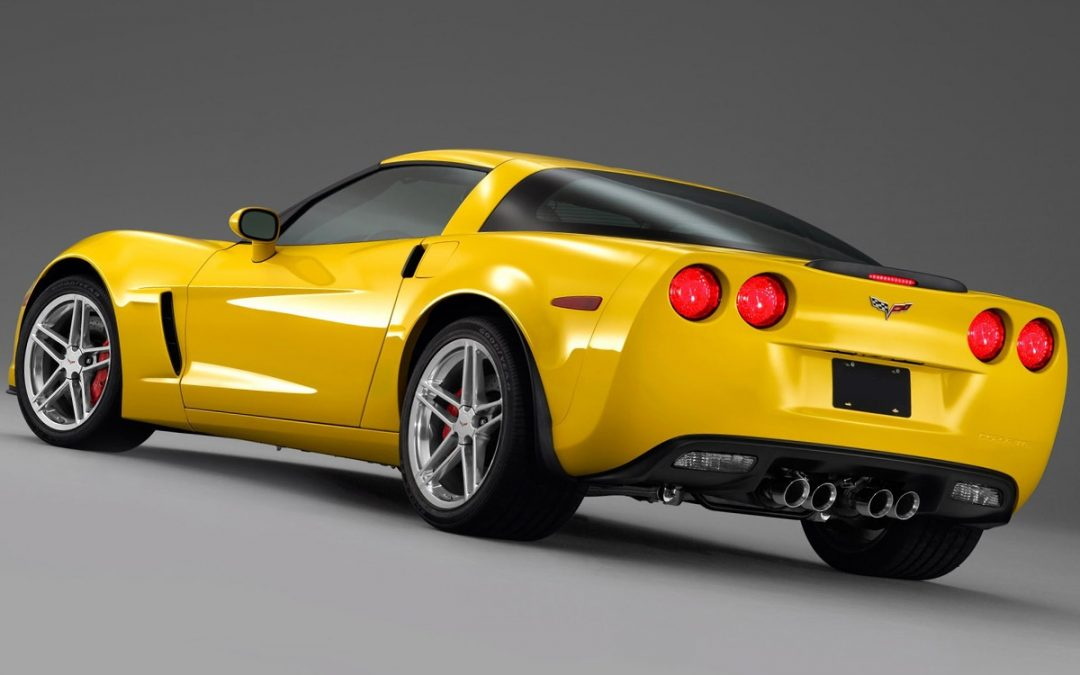 C6 LS2/LS3 Corvette (2005-2013)