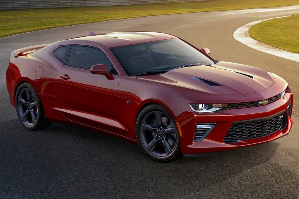 2018 Hellcat Charger >> » Gen 6 Camaro SS, 1LE & ZL1 (2016 – 2019)