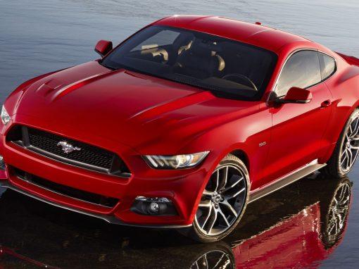 Mustang GT (2015-2021)
