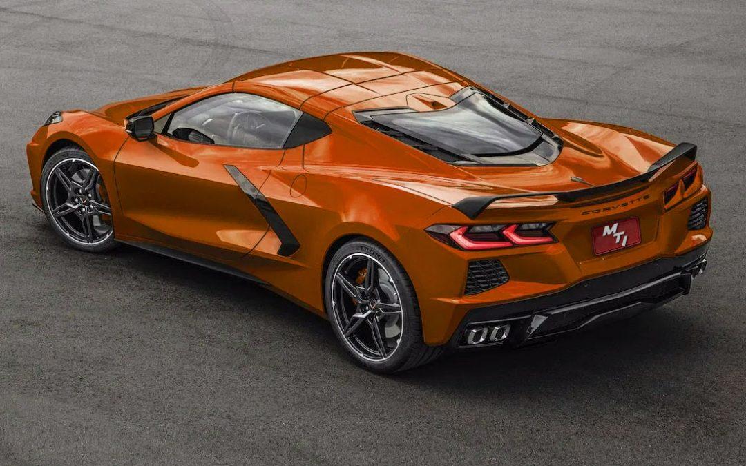 C8 Corvette Stingray (2020-2021)
